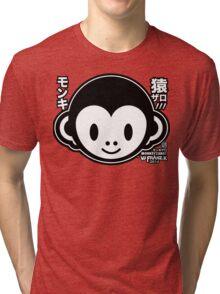 MONKEYZARO 2014 Edition Items Tri-blend T-Shirt