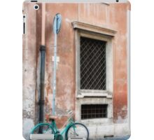 Finding Parking in Rome iPad Case/Skin