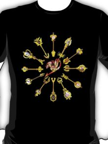 Zodiac Keys T-Shirt