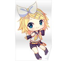 Kagamine Rin Poster