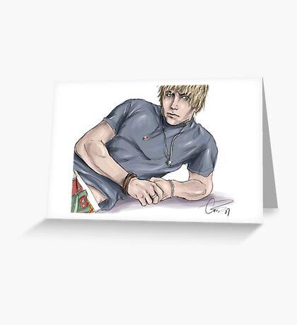 Daniel. Greeting Card