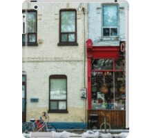 Waiting for Winter's End iPad Case/Skin