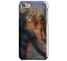 In the Labyrinth  iPhone Case/Skin
