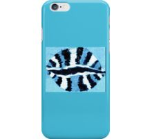 Blue Sea Shell iPhone Case/Skin