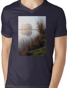 On Golden Pond Mens V-Neck T-Shirt