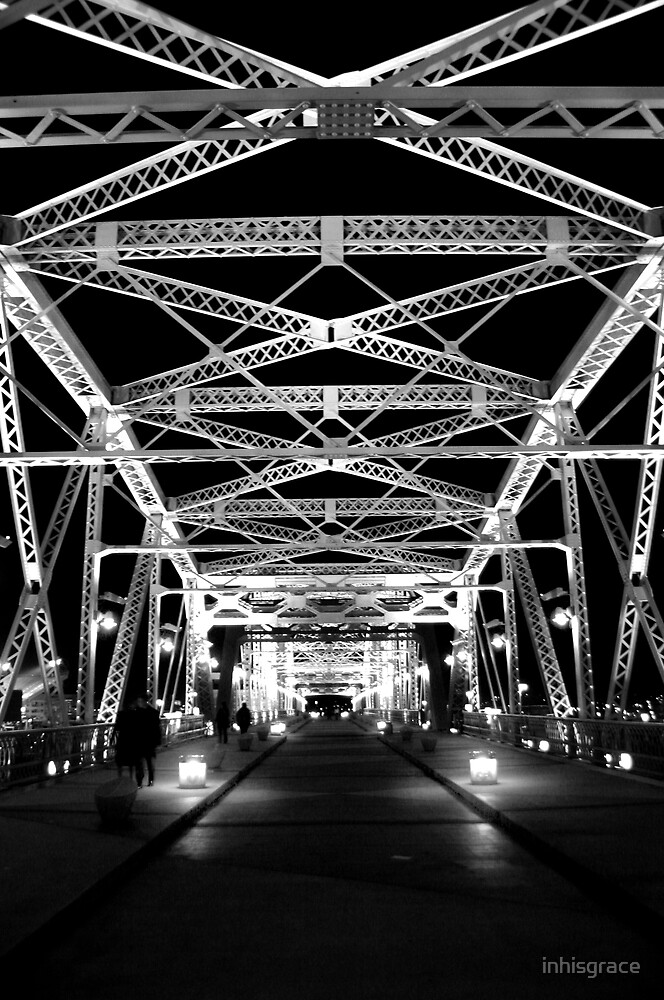nashville bridge by inhisgrace