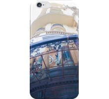 )) mirror canopy )) gran via )) madrid )) iPhone Case/Skin