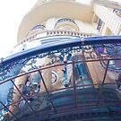 )) mirror canopy )) gran via )) madrid )) by terezadelpilar~ art & architecture