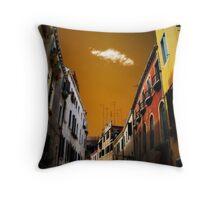Ciel'oro di Venezia  Throw Pillow