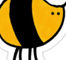 Jingle Bee Sticker