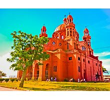 National Shrine of Cerrito de la Victoria Church Photographic Print