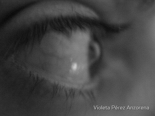 The eye by Violeta Pérez Anzorena