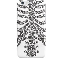 Lace Ribs iPhone Case/Skin