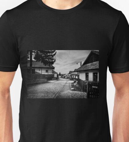 Hollókő, Hungary Unisex T-Shirt
