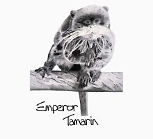 Emperor Tamarin Womens Fitted T-Shirt