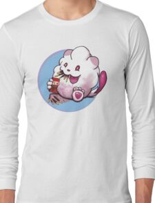 Snack time for Swirlix Long Sleeve T-Shirt