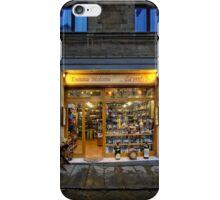 Tuscany Wine shop iPhone Case/Skin