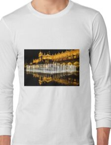 Night-time reflections Long Sleeve T-Shirt