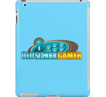 Old school gamer iPad Case/Skin