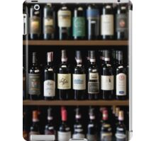 Wineshop in Tuscany iPad Case/Skin