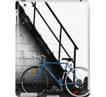 Get away vehicle iPad Case/Skin