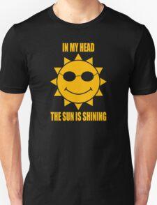 In My Head The Sun Is Shining T-Shirt
