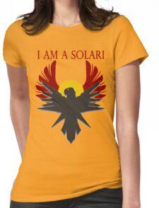 Iron Solari Womens Fitted T-Shirt