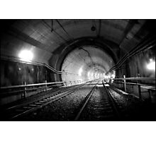 Urban Landscape # 29 Green Square Tunnel Photographic Print