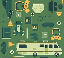 Breaking Bad by tracieandrews