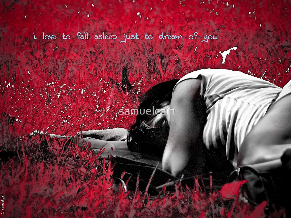 Dream of you by samuelcain
