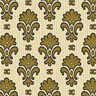 Sherlok Pillow Pattern by beesants