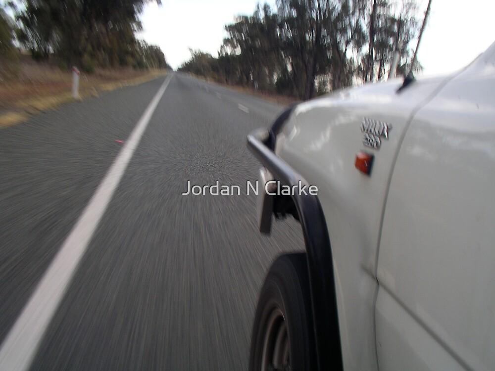 Driving by Jordan N Clarke