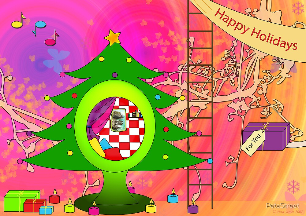 Mystery - Christmas by PetaStreet