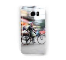 Hanoi cycling Samsung Galaxy Case/Skin