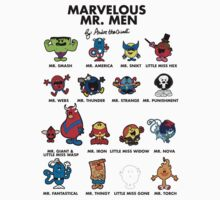 Mr Marvelous by Andrethegiant
