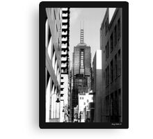 Bulding Blocks Canvas Print