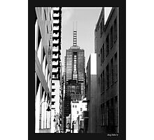Bulding Blocks Photographic Print
