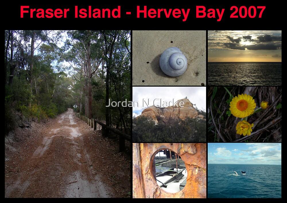 My Trip to Queensland by Jordan N Clarke