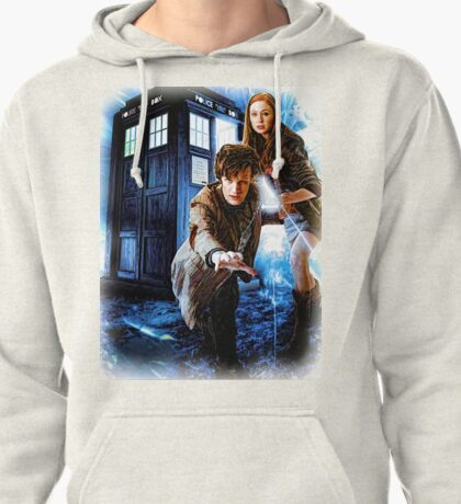 Action figures of Doctor Hoodie / T-Shirt Pullover Hoodie