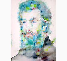 HERMAN MELVILLE - watercolor portrait Unisex T-Shirt