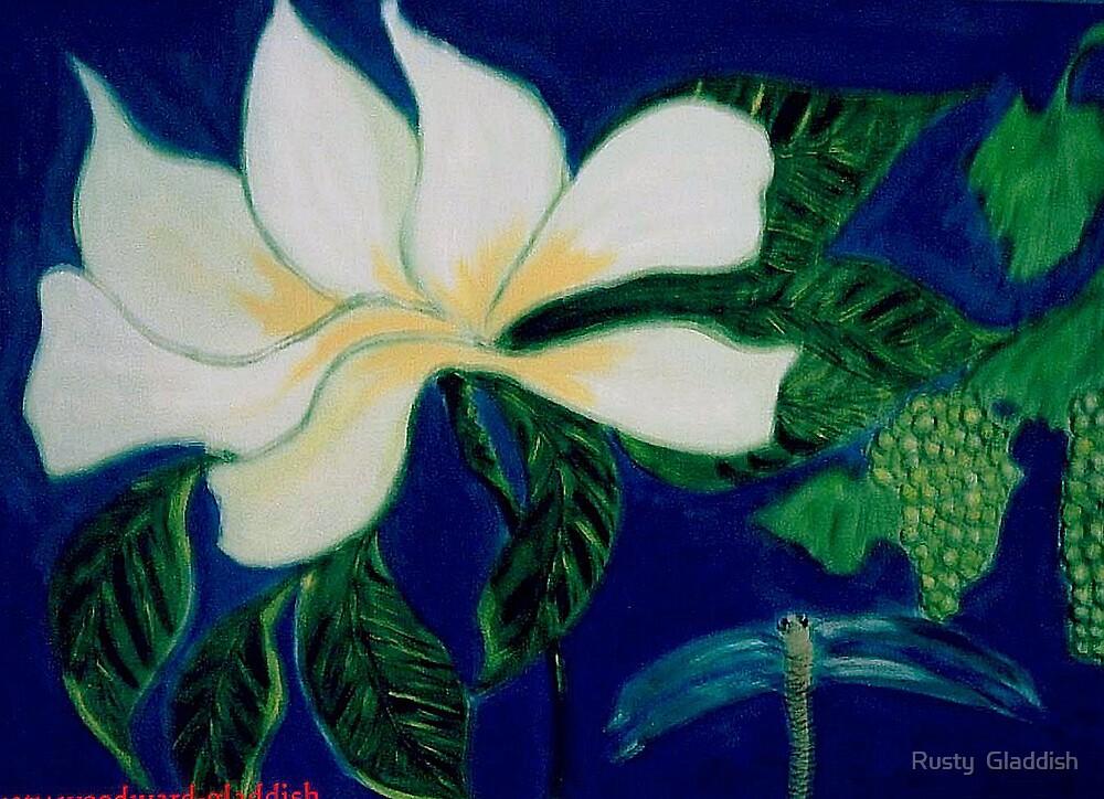 Flora Exotica by Rusty  Gladdish