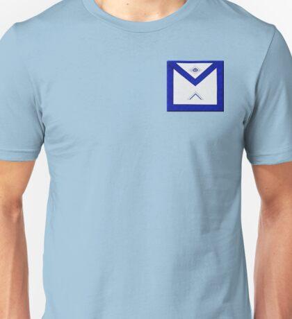 Freemason Master's Apron Unisex T-Shirt