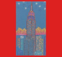empire state building Kids Clothes