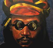Peter Tosh by Jeremy Lebediker