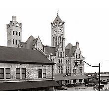Union Station Nashville Tennessee USA Photographic Print