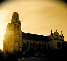 Church Pau by suzanna