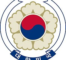 Emblem of the Republic of Korea by PattyG4Life