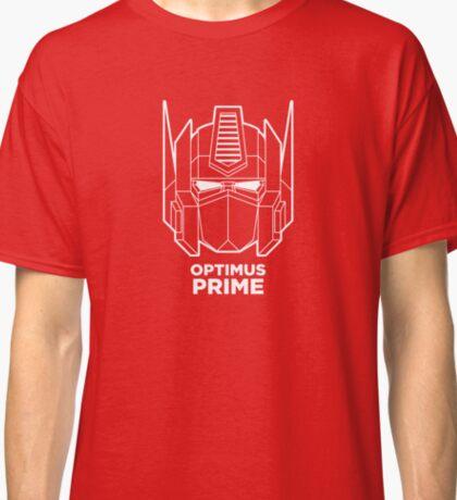 Optimus Prime - Outline version Classic T-Shirt