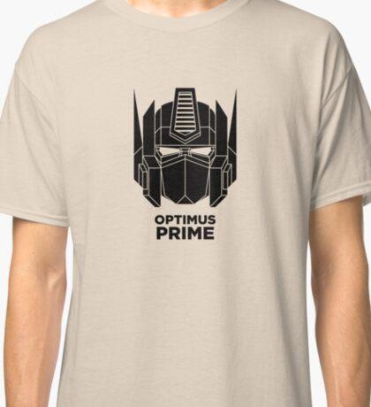 Optimus Prime - Black color version Classic T-Shirt