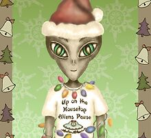 Extraterrestrial Elf by Kim  Harris